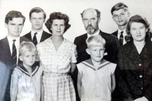 clark family 1